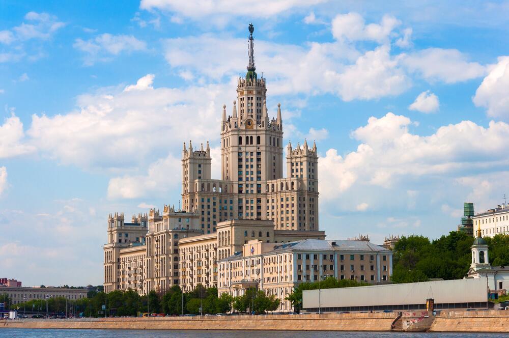 Сталинские дома были построены на века