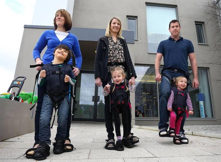 Как гулять с ребенком? Десять изобретений для активности и мобильности