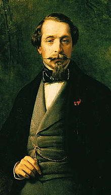 Франц Винтергальтер, «Наполеон III», 1857 г.