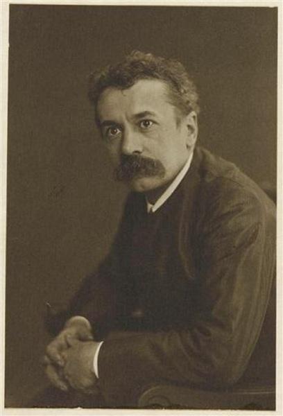 Рене Лалик, 1906