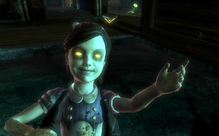 Сестричка из BioShock