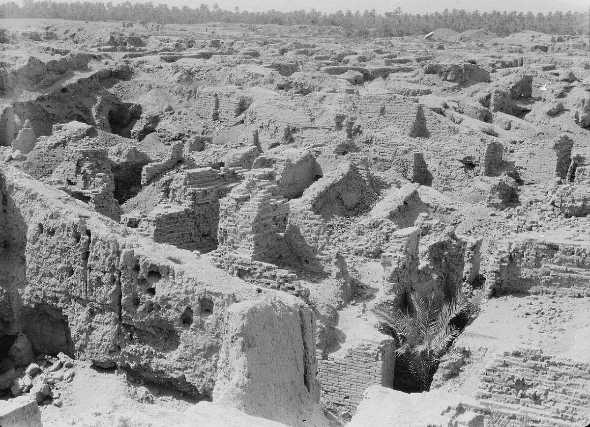 Вавилон, 1932 г.