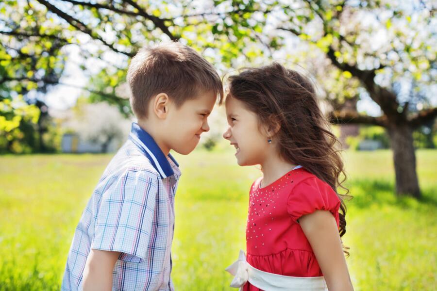 Старшие и младшие: как научить дружбе братьев и сестер?