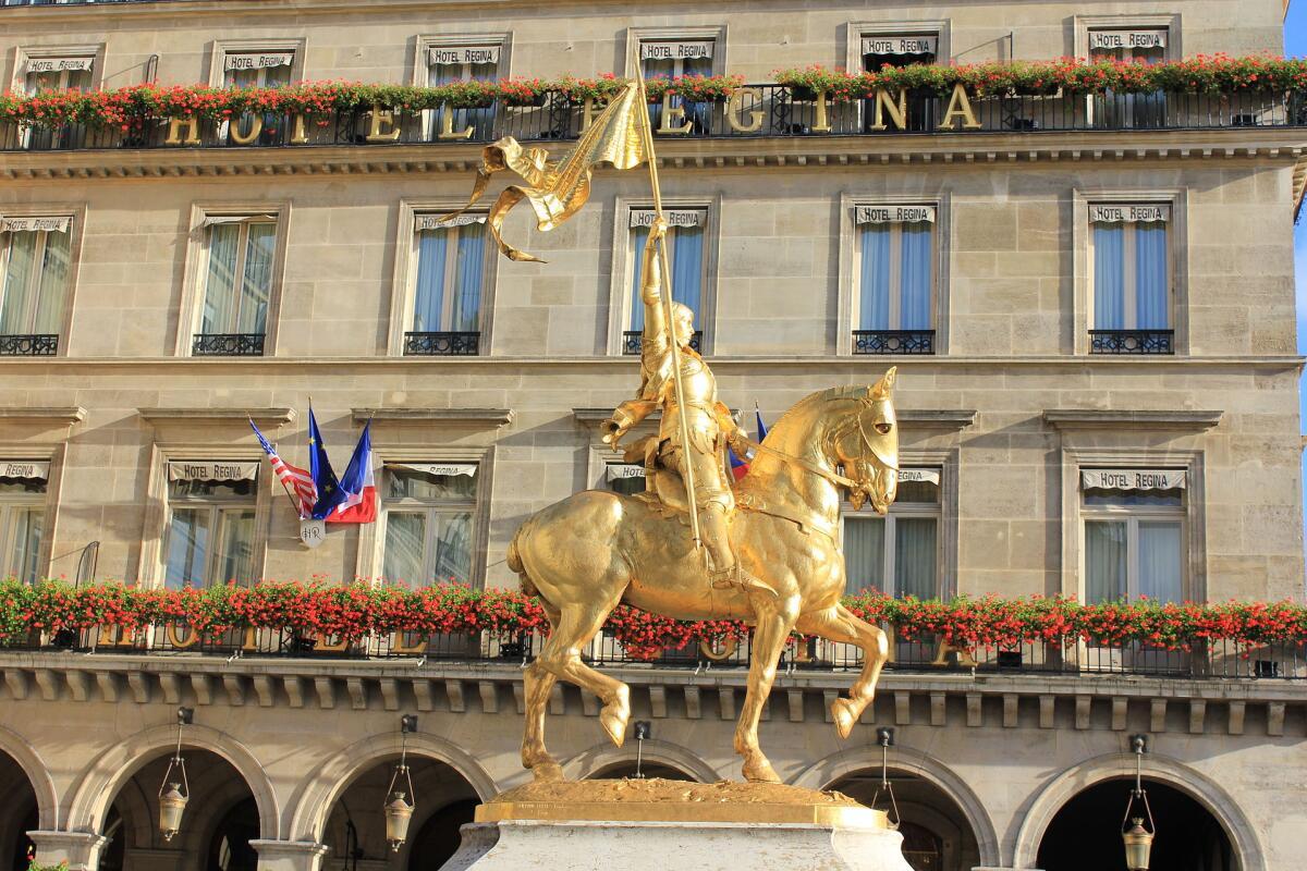 Была ли Жанна д`Арк крестьянкой?