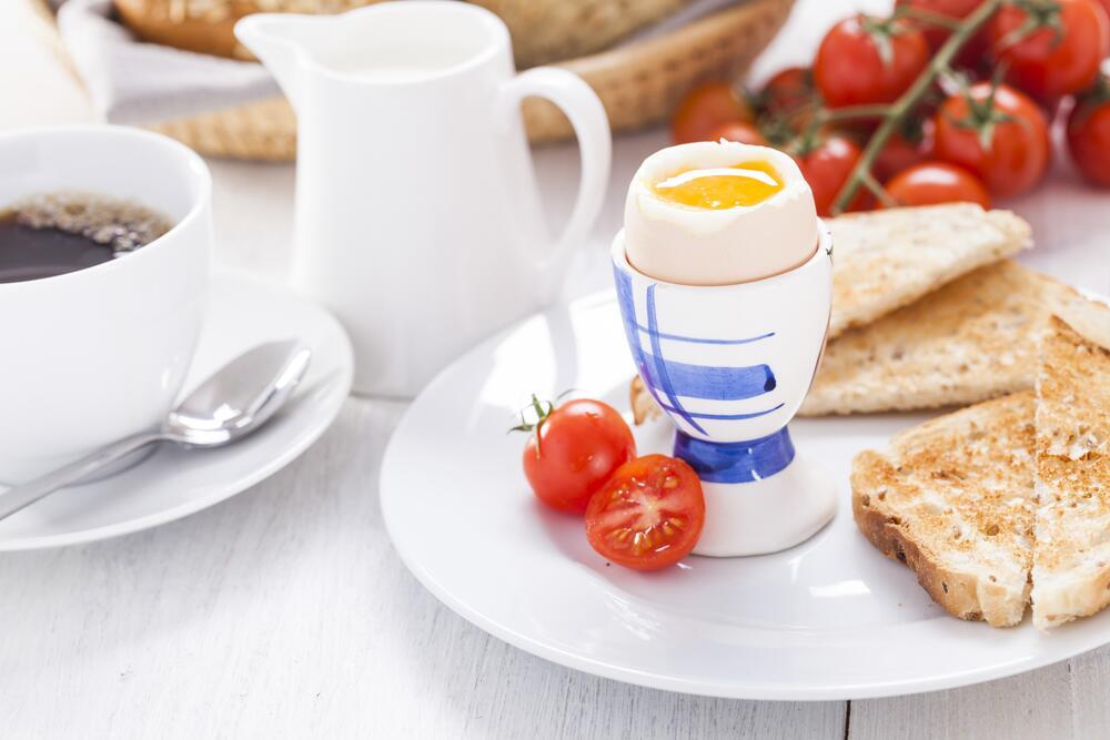Завтрак без каши. Как есть жир и худеть?