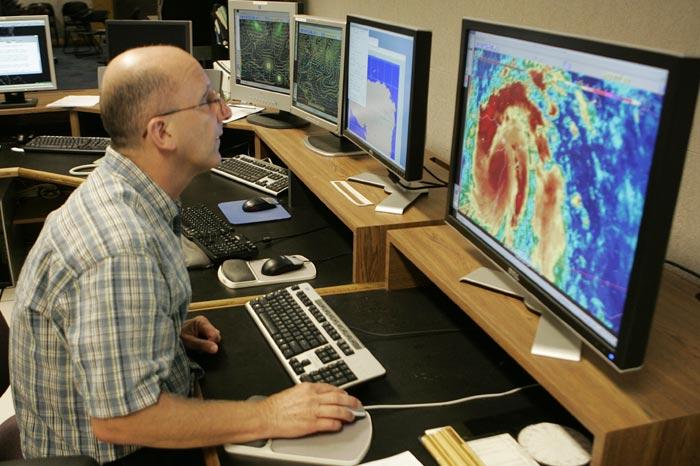 Как метеорологи «предсказывают» погоду?