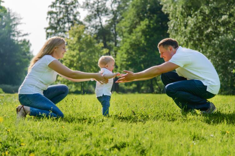 Как воспитать счастливого ребенка?