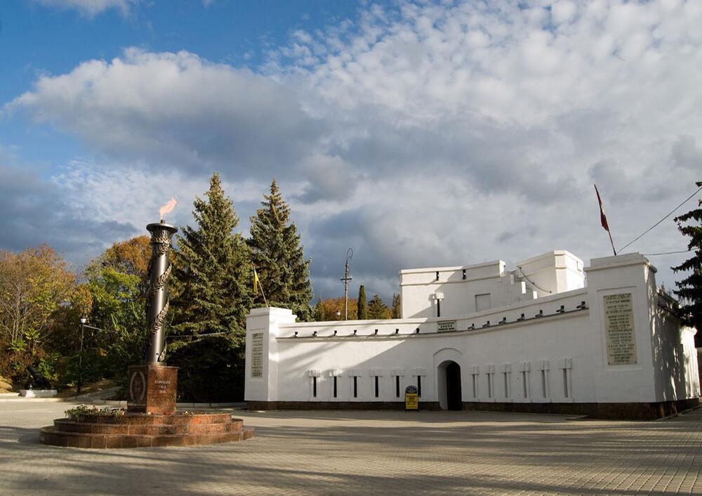 Малахов курган, Корниловский бастион