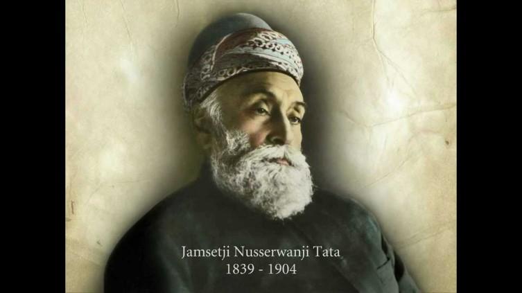Джамшеджи Тата