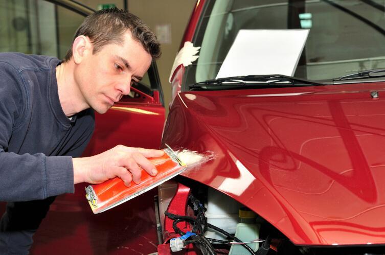 Как закрасить царапину на автомобиле, или Выкрасить и не выбросить