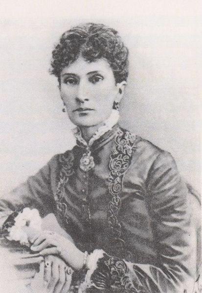 Надежда Филаретовна фон Мекк — владелица усадьбы Плещеево с 1882 по 1894 гг.