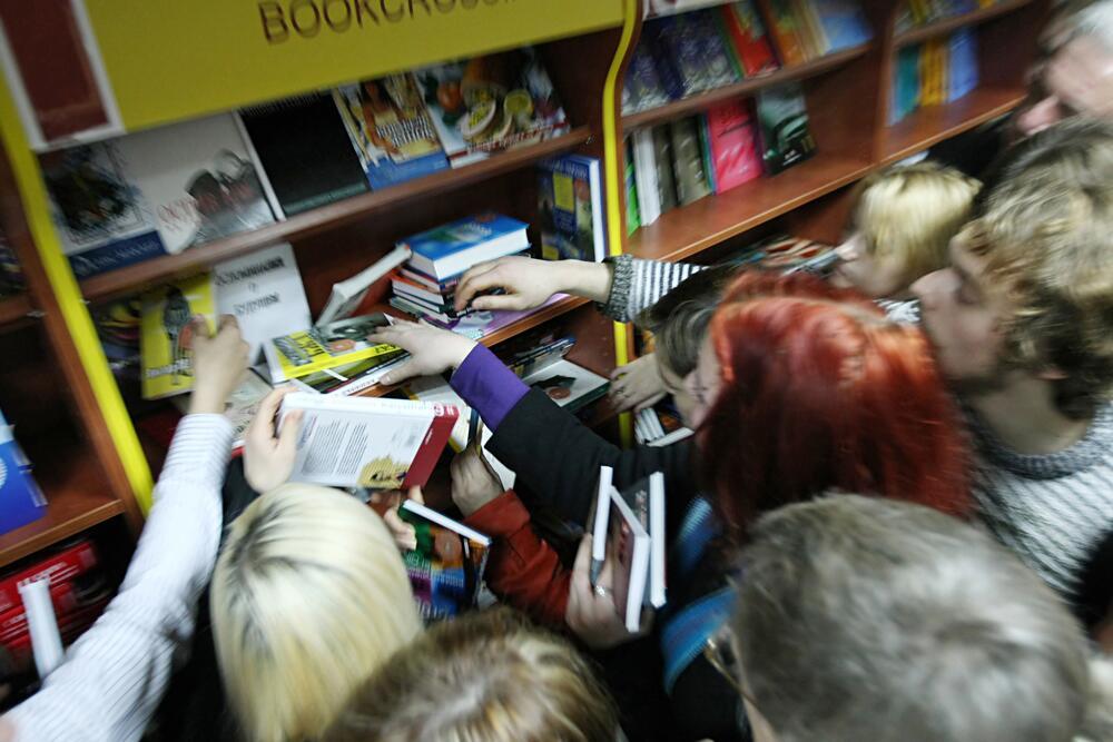 Что такое «буккроссинг» (bookcrossing)?