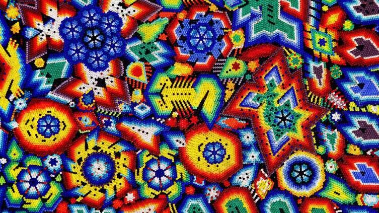 Что такое Уичольская мозаика?