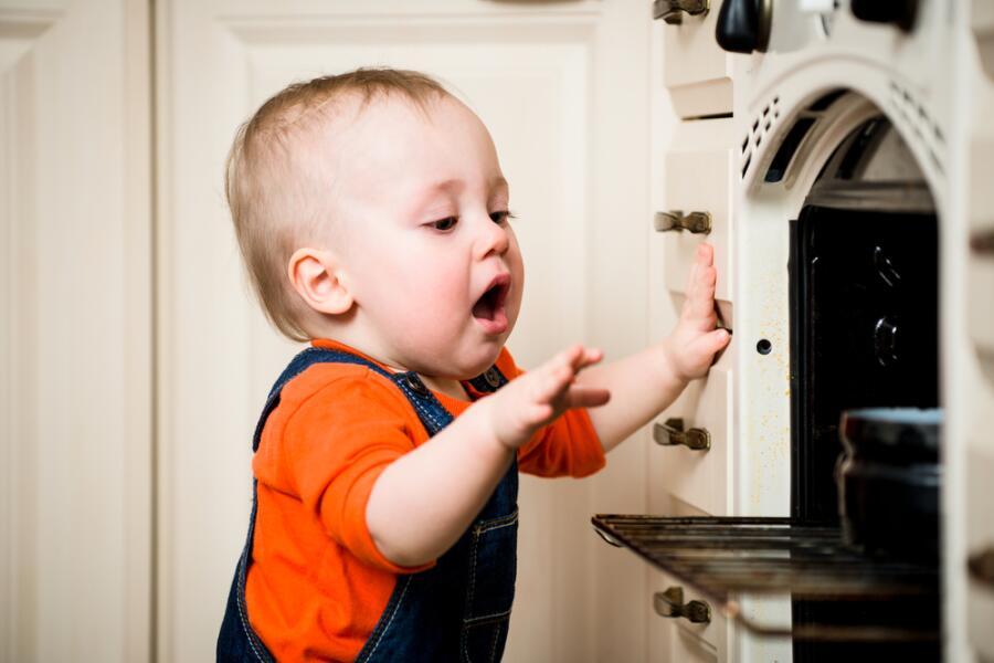 Как сделать дом безопаснее для ребенка?