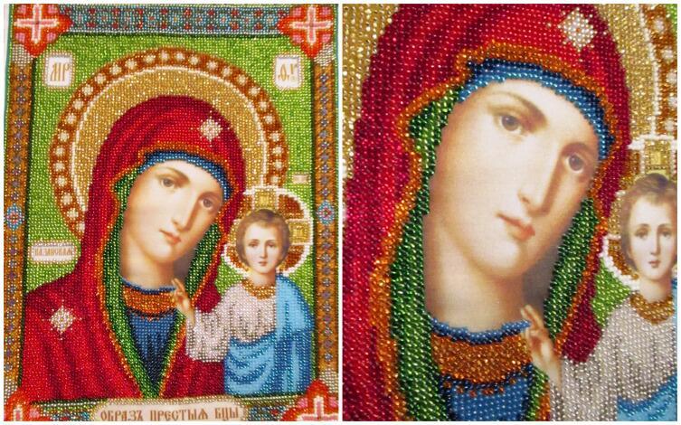 Почему в доме должна быть икона Казанской Богородицы?