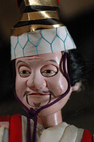 Кукла Бунраку