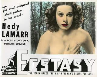 Постер фильма «Экстаз»