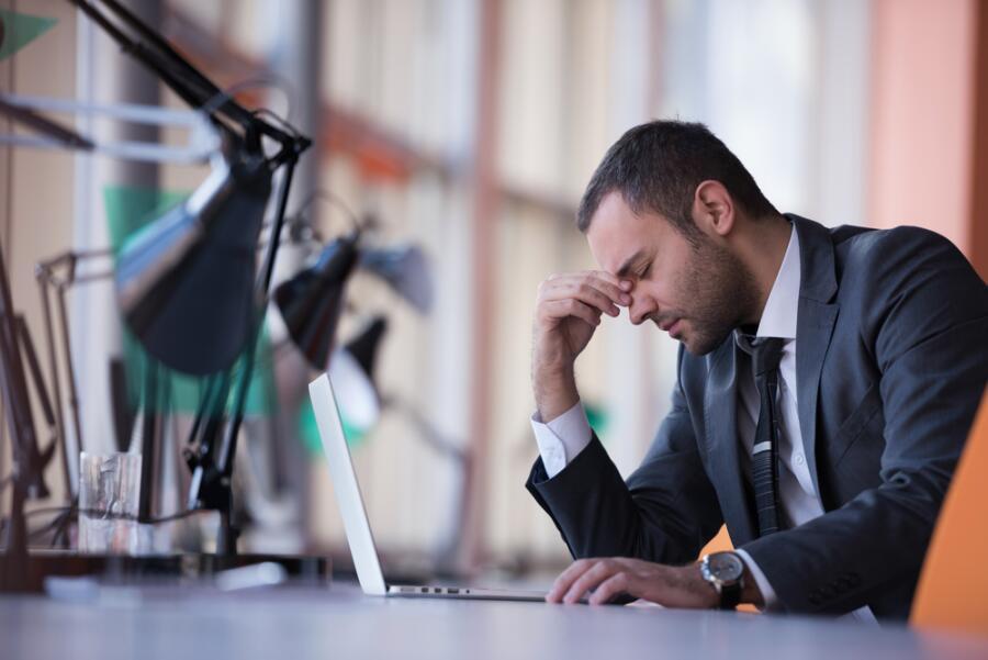 Как бороться со стрессом на работе?