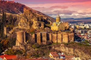 О чем писали грузинские поэты? Бабочка на сердце моем