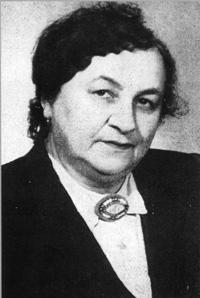 Анна Александровна Караваева