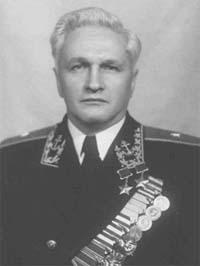 Дважды Герой Советского Союза Василий Иванович Раков