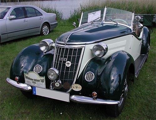 Auto Union Wanderer, 1936 г.