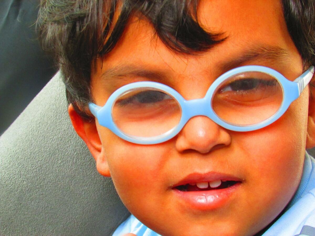 Близорукость. Зачем детям фиолетовый свет?