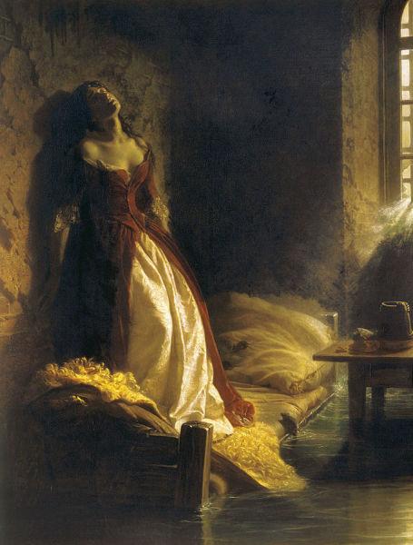 Картина «Княжна́ Тарака́нова»