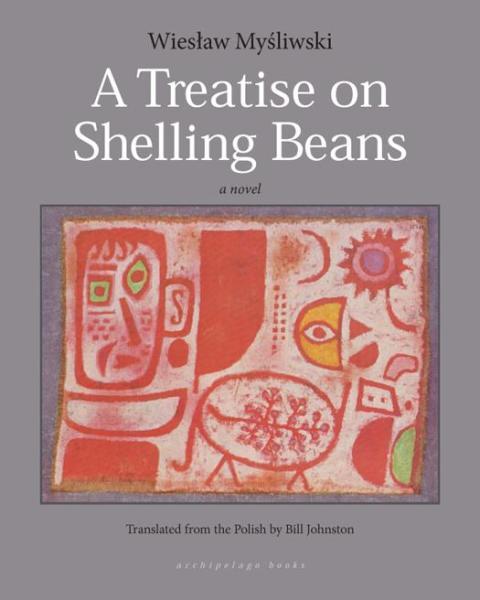 Обложка книги «Трактат о лущении фасоли»