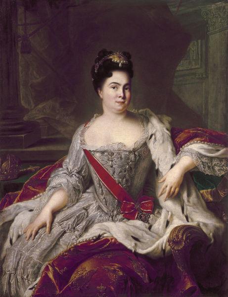 Как походно-полевая жена Марта Скавронская сделалась российской императрицей?