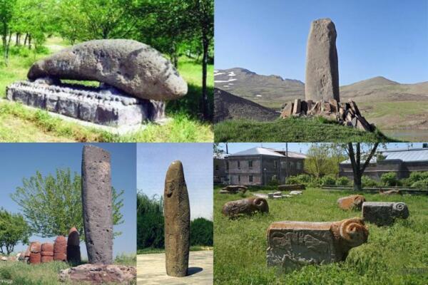 Что за камни такие - вишапы?