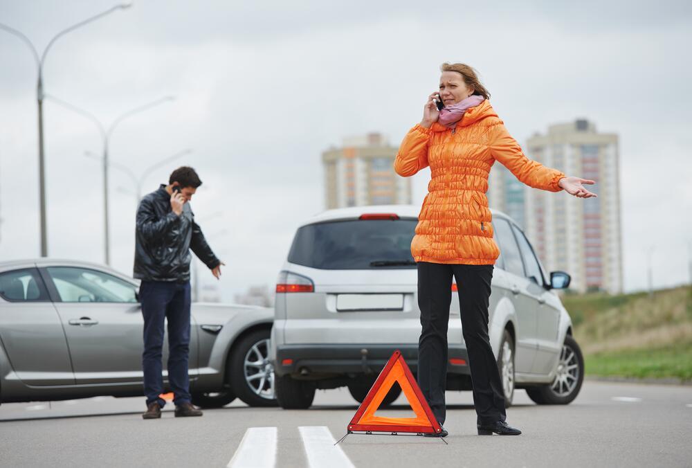 Как себя вести, если вы попали в «аварию» (ДТП)?