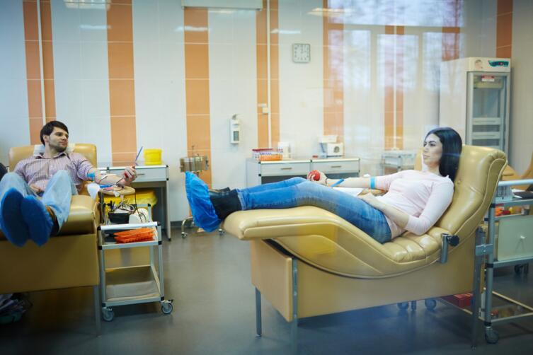 Национальный день донора в России. Почему переливание крови безопасно?