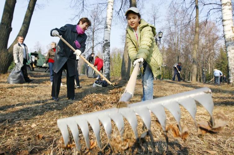 Как принять участие во всероссийской Весенней неделе добра?