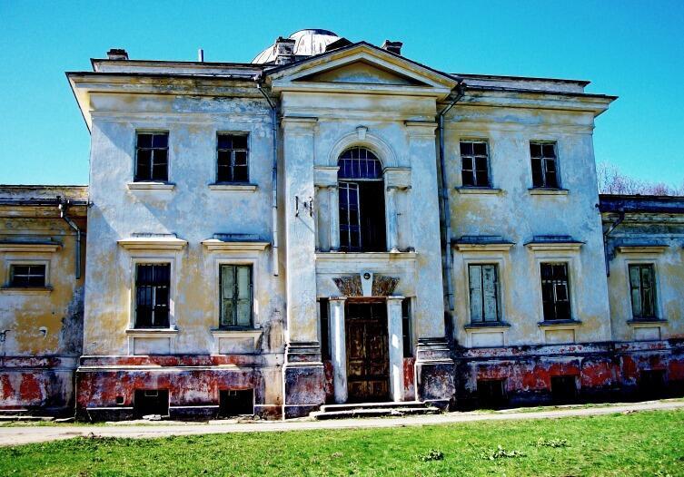 Путешествие по Беларуси. Где находится усадьба Толстых?
