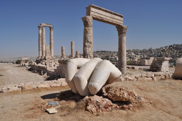 Амман. Что посмотреть туристу в столице Иордании?