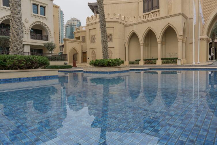 Что посмотреть в Дубай? Дубай-молл и танцующие фонтаны