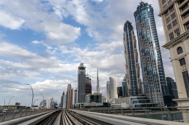 Что посмотреть в Дубай? Бурдж-Халифа и небоскребы