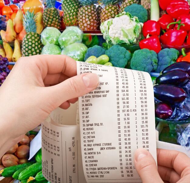 Как мне удаётся экономить на продуктах?
