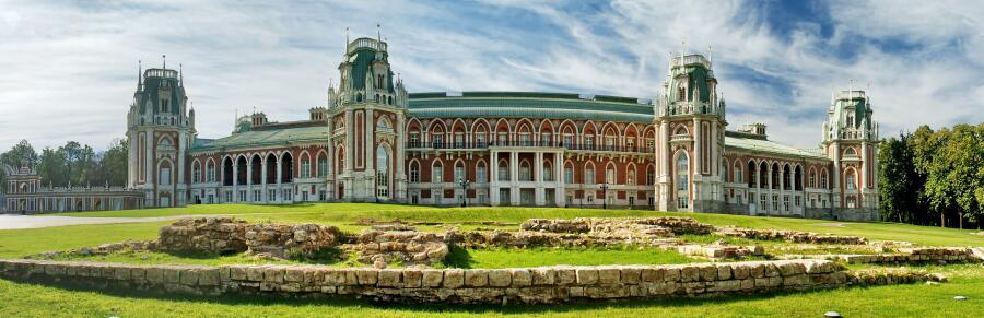 Дворцовый ансамбль Царицыно