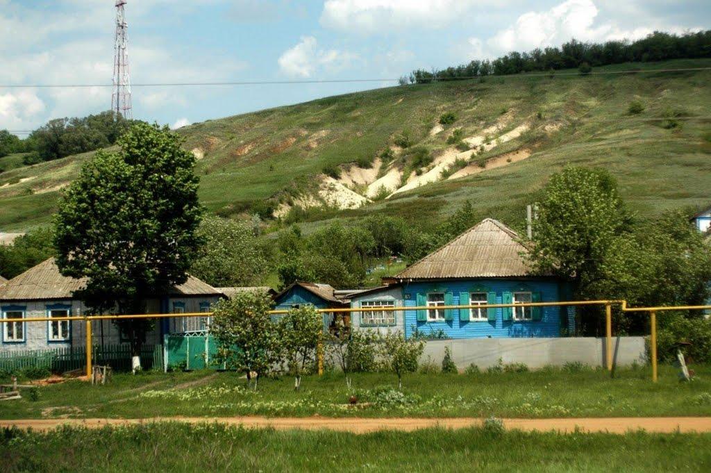 Поселок Кантемировка