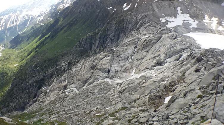 Как отдохнуть в Швейцарии? Ронский ледник