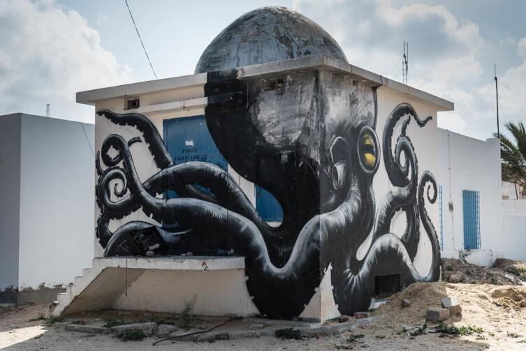 Проект Джербахуд в Эрриаде