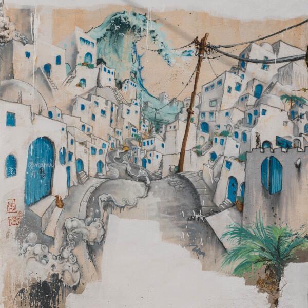 Эрриад - художественный музей под открытым небом