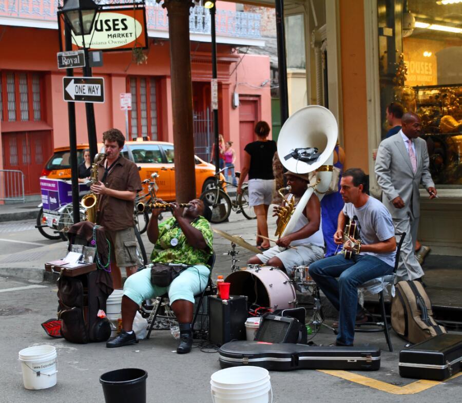 Международный день джаза. Кто придумал слово «джаз»?