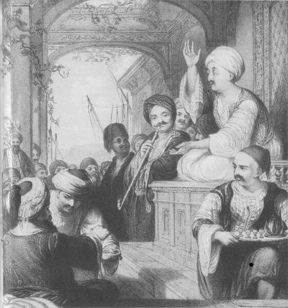 Кофейня в Османской империи