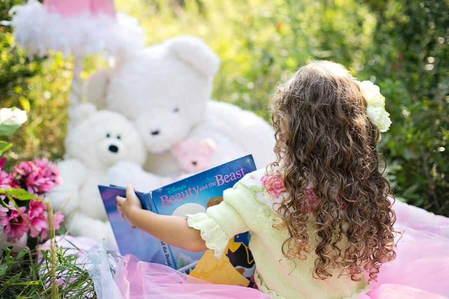 Как выбрать книжку для ребенка?
