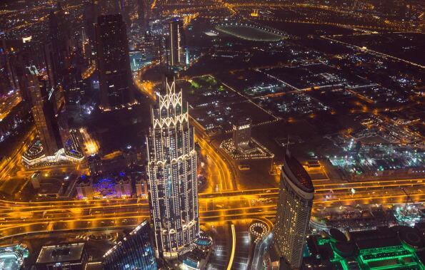 Что посмотреть в Дубай?
