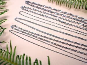 Как выбрать подходящую серебряную цепочку?