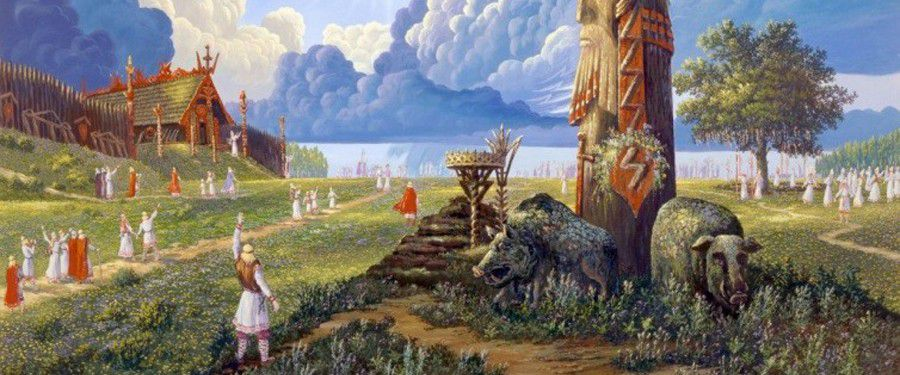 За что предки почитали Ярило?